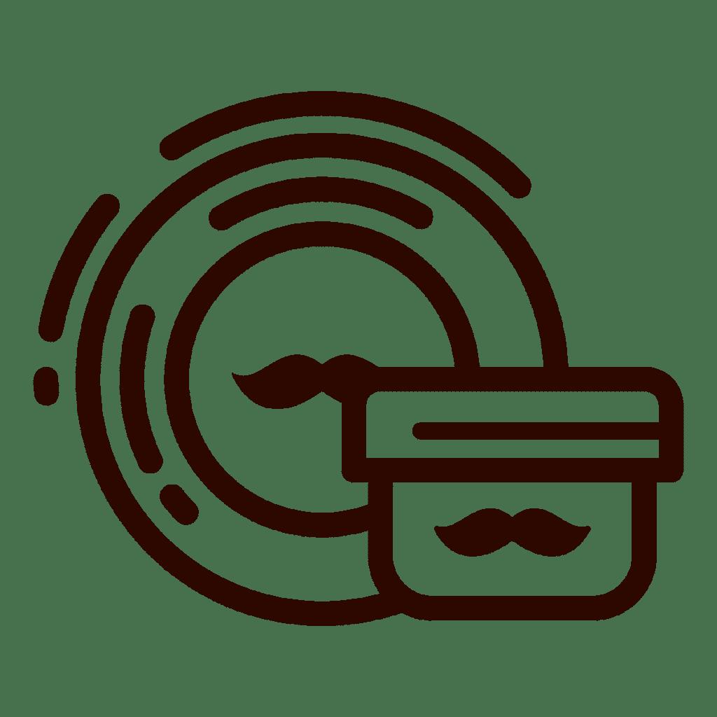 cire barbe icone