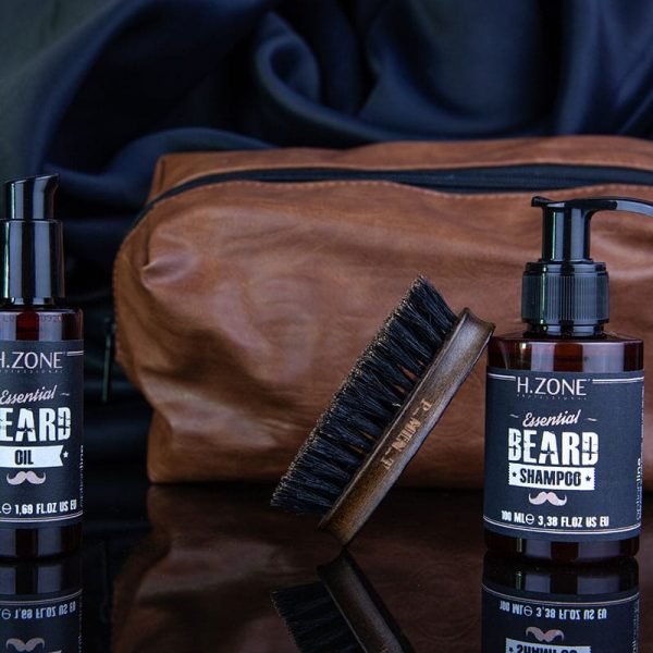 coffret barbe l'indispensable