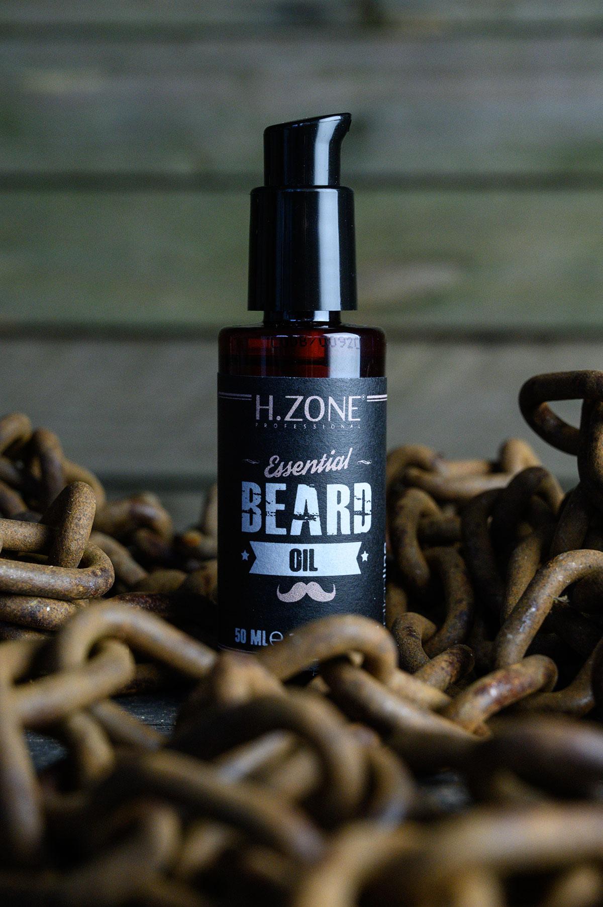 huile pour barbe