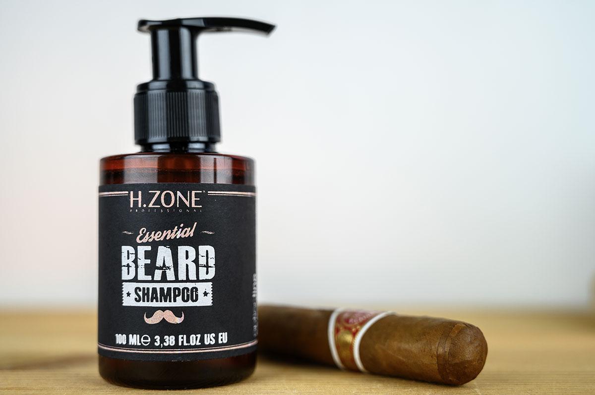 Shampoing à barbe naturel