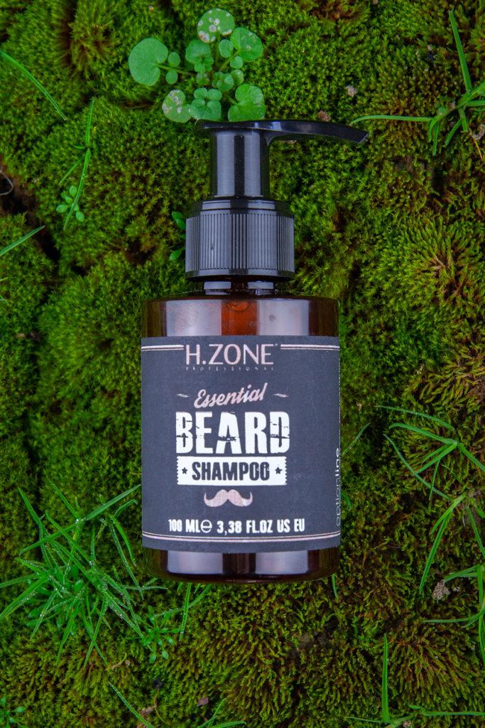 Le shampooing des barbus du coffret à barbe homme d'Elias Cosmetics