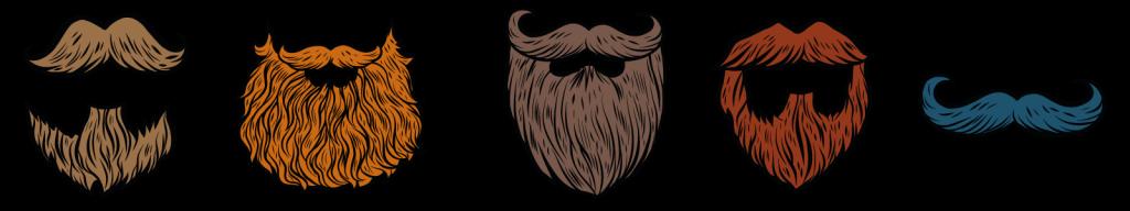Styles de barbe et de moustache