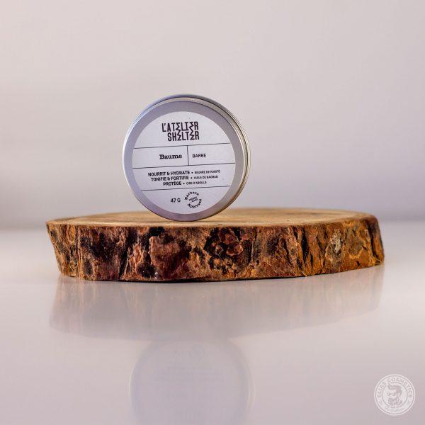 baume barbe atelier shelter