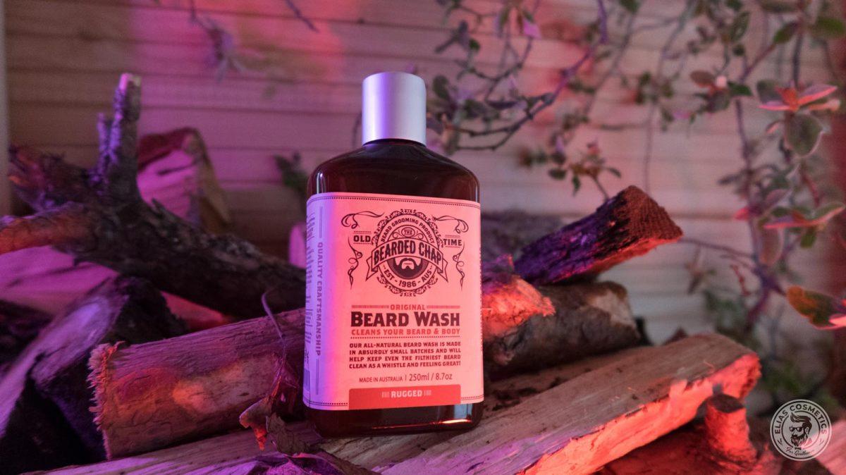 beard wash rugged
