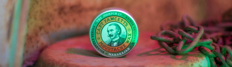 cire barbe captain fawcett maharajah