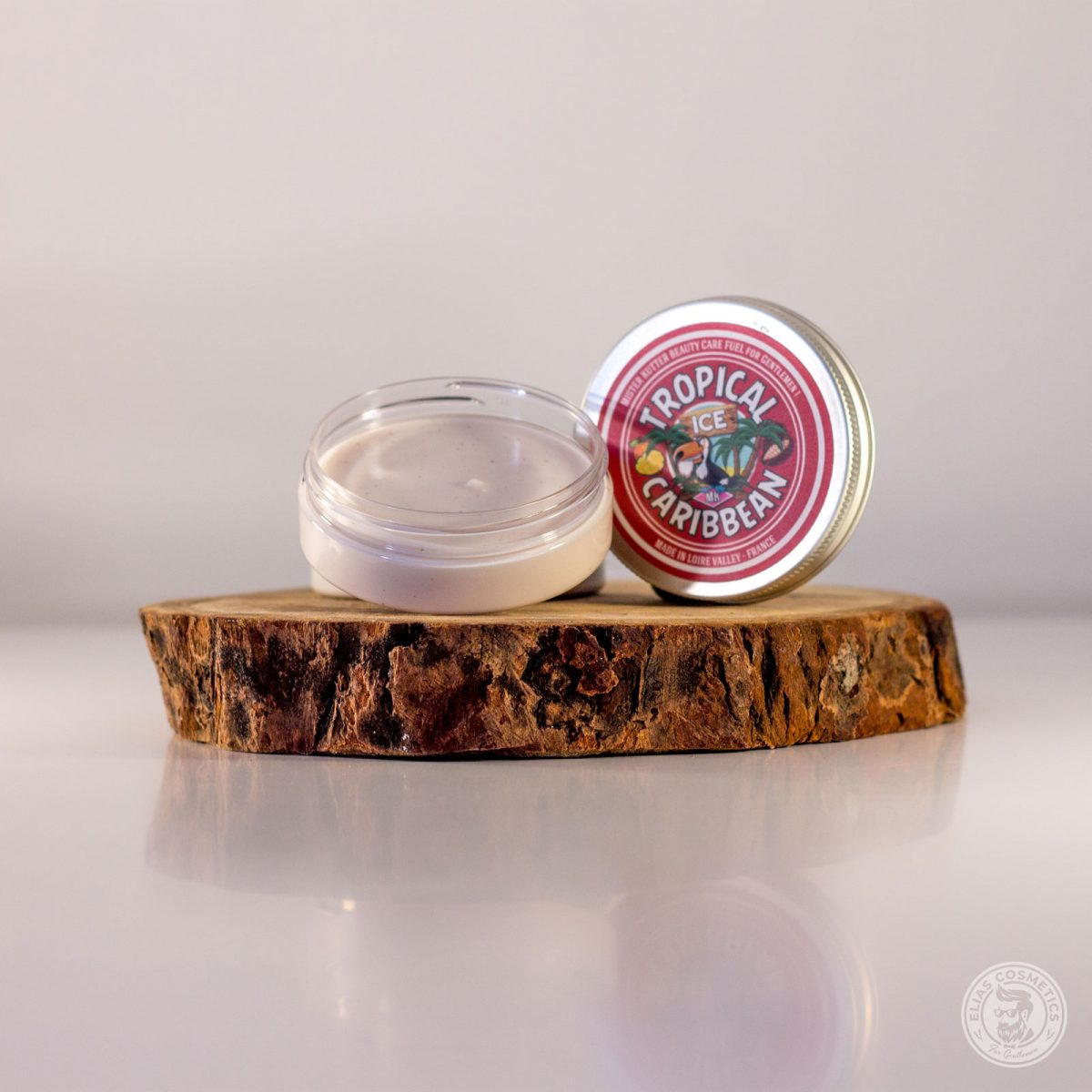 creme barbe tropical caribbean mister kutter