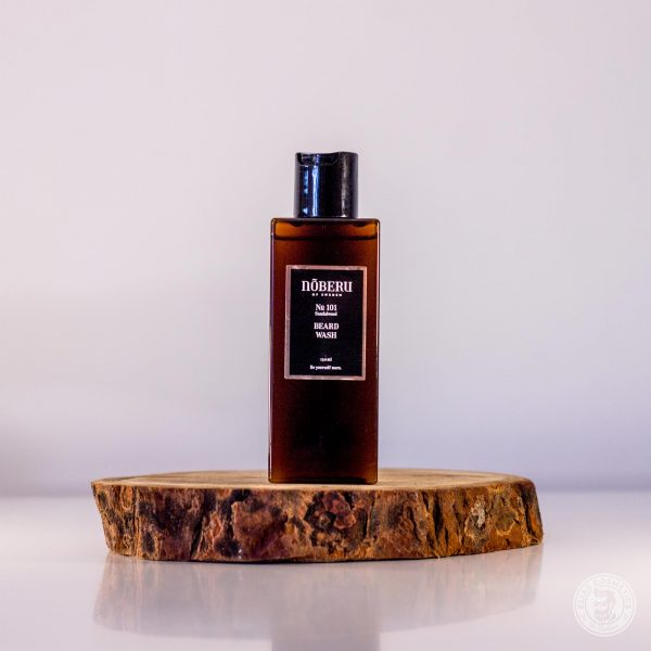 shampoing barbe noberu 101