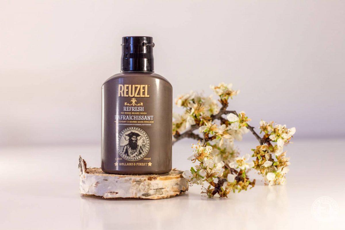shampoing barbe reuzel 100ml