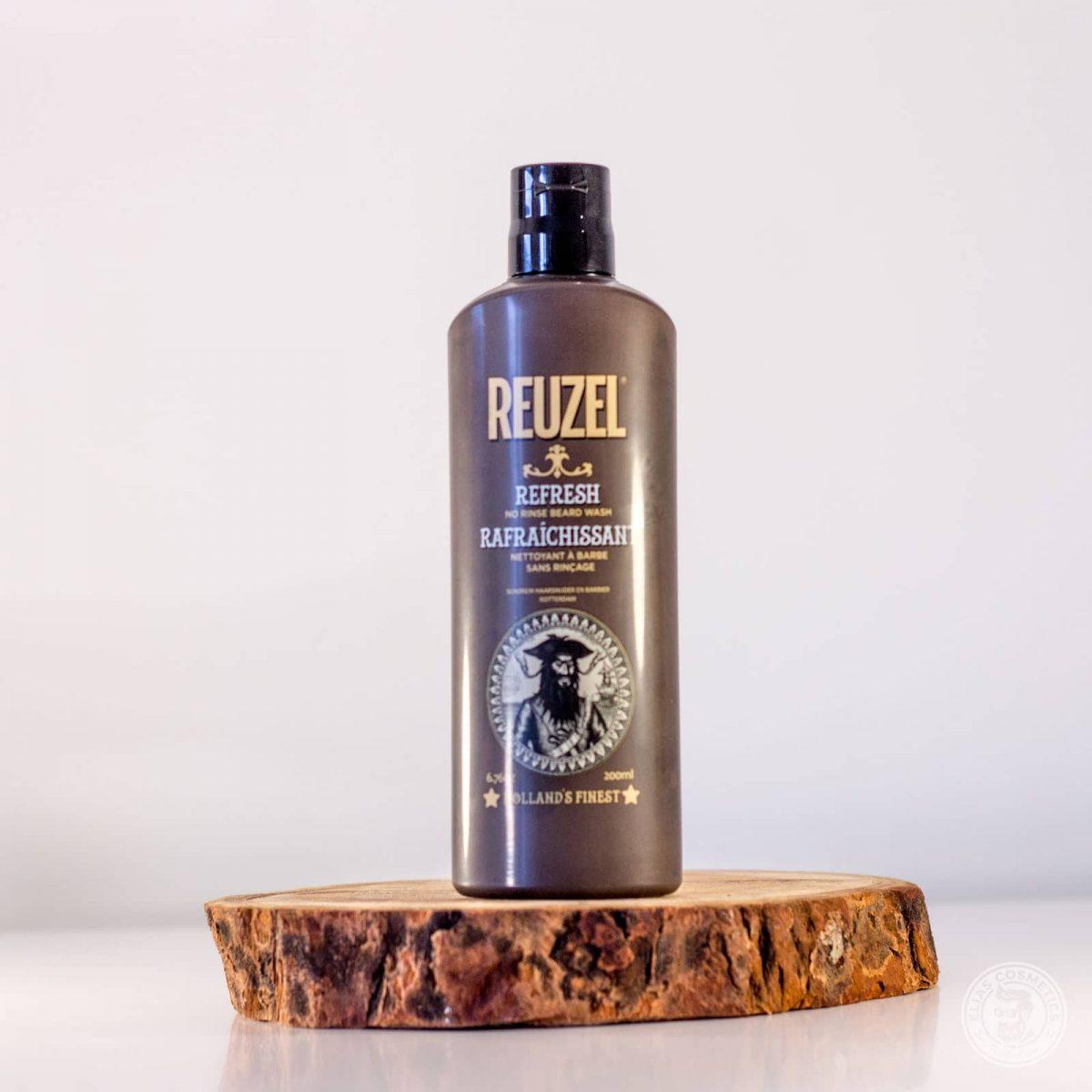 shampoing barbe reuzel 200ml