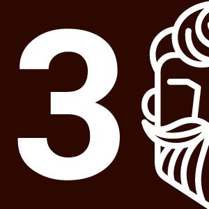 icone barbe courte 3