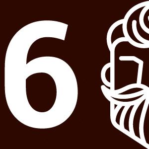 icone barbe courte 6