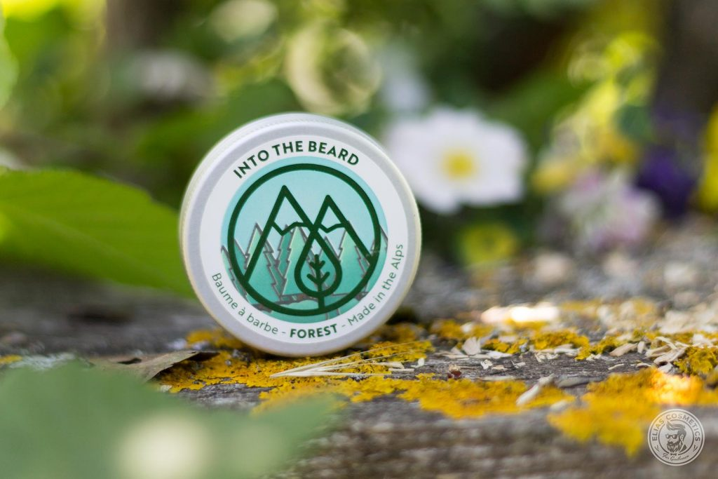 baume barbe bio Forest - Into The Beard
