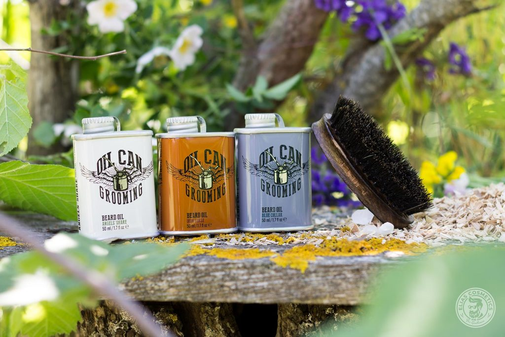 coffret barbe trio huiles oil can grooming