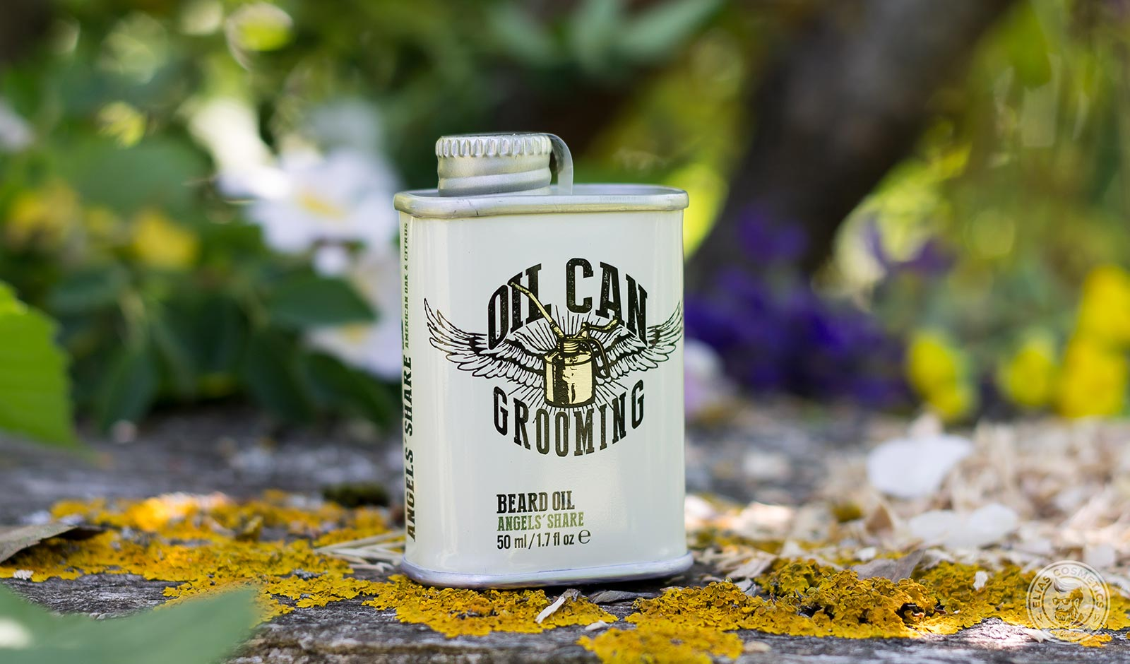 huile barbe angels share oil can grooming