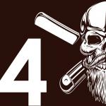 icone tête de mort barbe 4