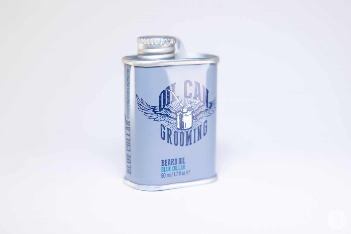 Huile barbe Blue Collar Oil Can Grooming