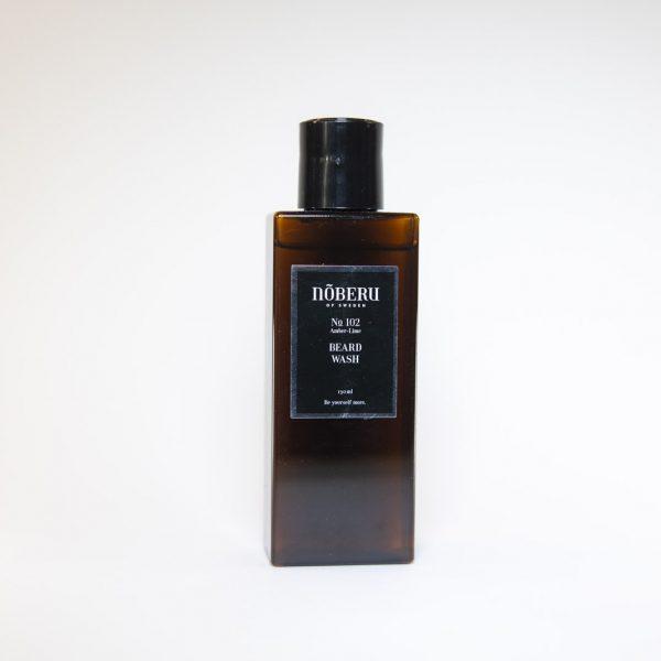 Shampoing Barbe N102 Amber Lime Noberu