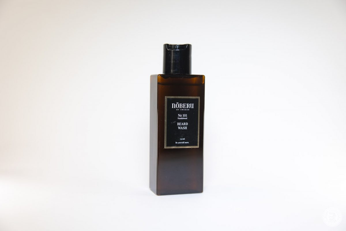 Shampoing Barbe N101 Sandalwood Noberu
