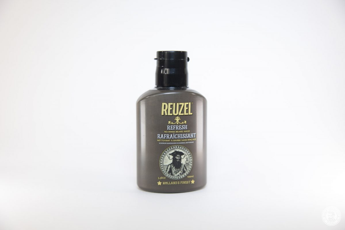 Shampoing barbe rafraîchissant Reuzel