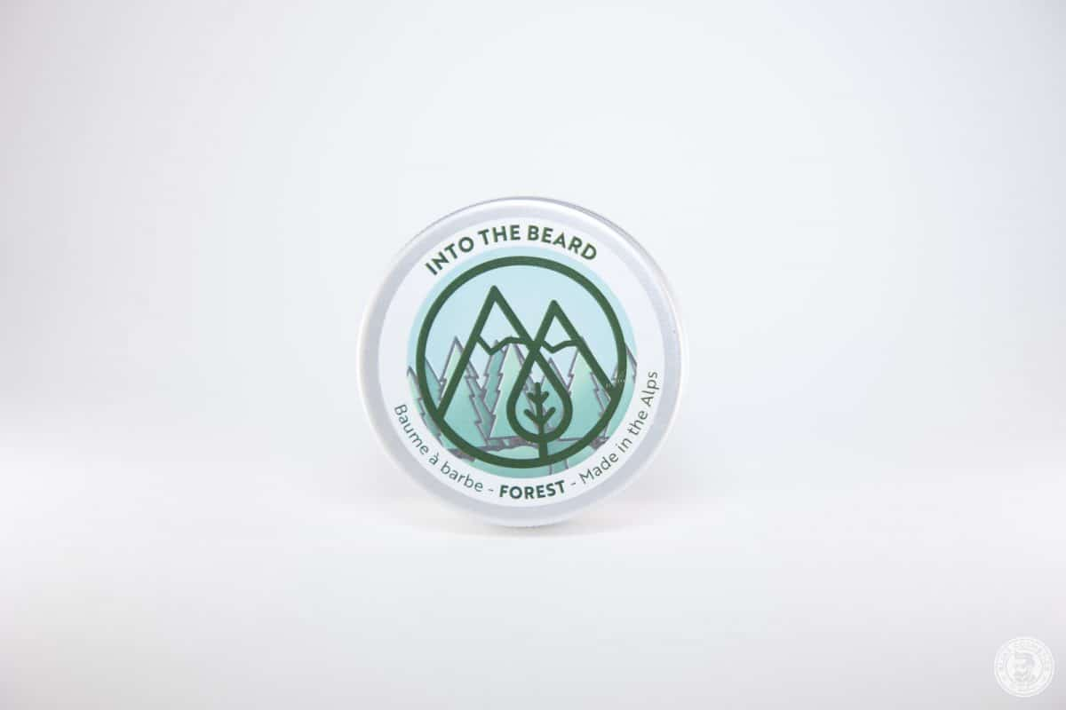 baume pour barbe bio Forest - Into The Beard